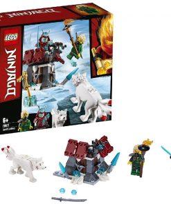 LEGO NINJAGO Lloyd un Yolculuğu (70671)
