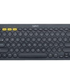 Logitech Klavye K380 Bluetooth Siyah Klavye