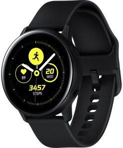 Samsung Akıllı Saat Galaxy Watch Active SM-R500NZKATUR Siyah Akıllı Saat