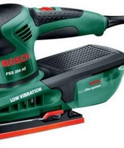 Bosch Zımpara PSS 250 AE Titreşimli Zımpara Yeşil
