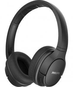 Philips Bluetooth Kulaklık TASH402BK Kafa Bantlı Kulaklık Siyah