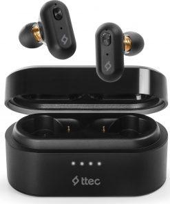 Ttec Kulaklık AirBeat Duo 2KM127S TWS Bluetooth Kulaklık Siyah