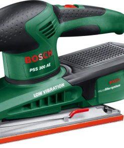 Bosch Titreşimli Zımpara PSS 300 A/AE Titreşimli Zımpara [Enerji Sınıfı A+]