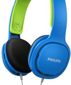 Philips Kulaklık Kids SHK2000BL Kulak Üstü Kulaklık Mavi