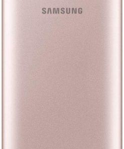 Samsung Powerbank 10000 mAh Micro USB EB-P1100BP Pembe Taşınabilir Hızlı Şarj Cihazı