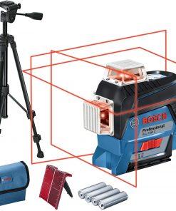 Bosch Çizgi Lazeri GLL 3-80 C Professional Çizgi Lazeri