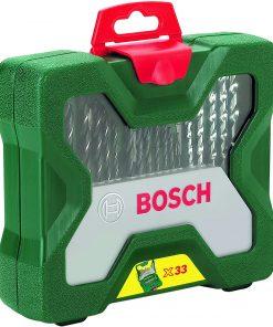 Bosch Delme ve Vidalama Seti X-Line 33 Parça Delme ve Vidalama Seti
