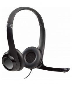 Logitech Mikrofonlu Kulaklık H390 Mikrofonlu Kulak Üstü Kulaklık