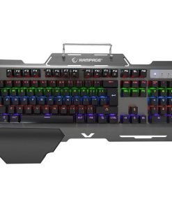 Rampage Gaming Klavye KB-R89 Eagle Kablolu Mekanik Oyuncu Klavyesi