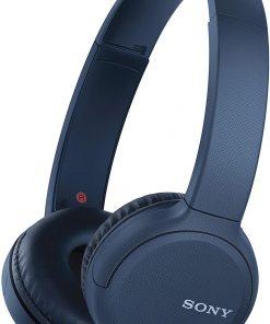 Sony Bluetooth Kulaklık WH-CH510L.CE7 Bluetooth Kulak Üstü Kulaklık Mavi