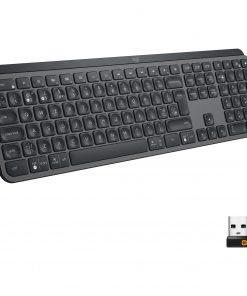 Logitech Klavye MX Keys Bluetooth ve Wireless Kablosuz Klavye